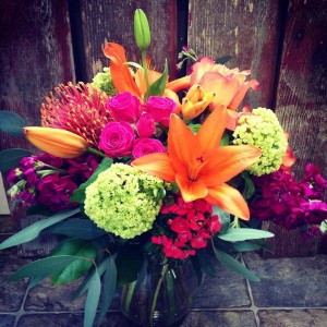 Passionate Emotions Arrangement