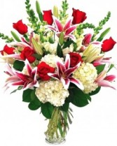 PASSIONATE LOVE  FRAGRANT  ARRANGEMENT