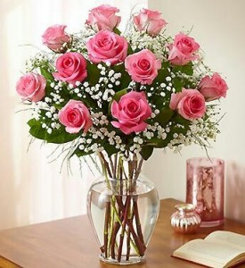 Passionate Pink Roses