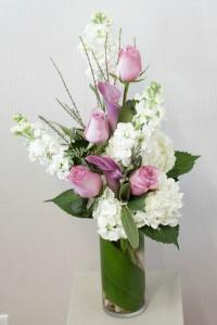 Passionate Plum fresh flowers