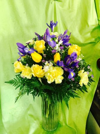 Passionate  Vase Arrangement