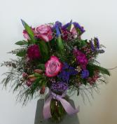 Passionately Purple Vase