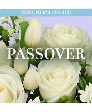 Passover Arrangement Designer's Choice in Houston, TX | EXOTICA THE SIGNATURE OF FLOWERS