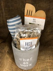 Pasta Crock Pasta Gift Basket