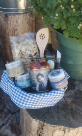 Pasta Colander Gift Baskets