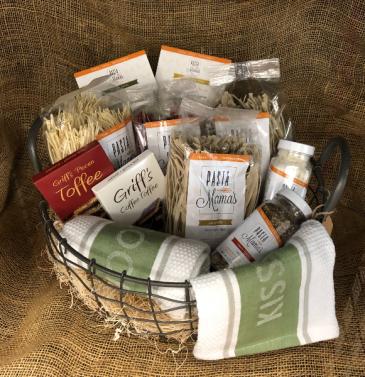 Pasta Gift Basket