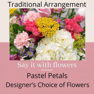 Pastel Arrangement