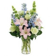 Pastel Baby Bouquet Baby