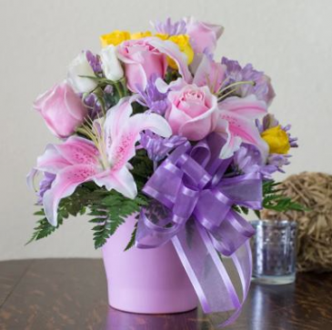 Pastel Beauty Arrangement