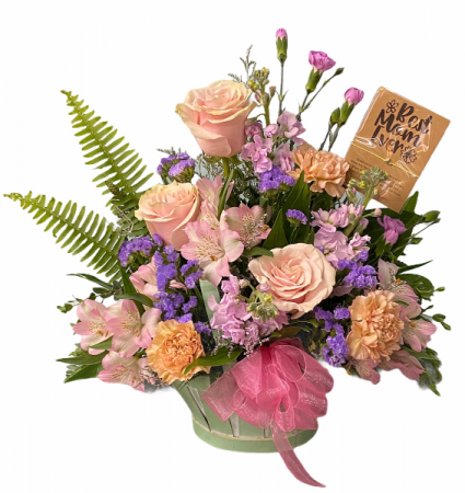 Pastel Blooms for Mom Mothers Day 2021