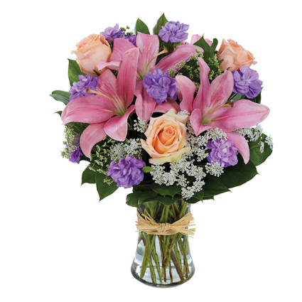 Pastel Bouquet Everyday