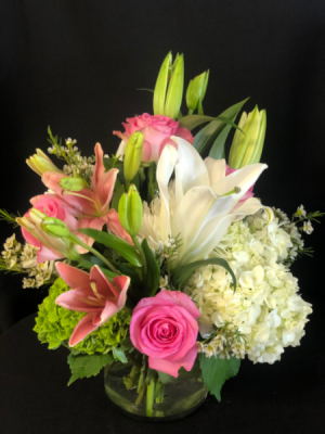 Pastel Chic  in Forney, TX | Kim's Creations Flowers, Gifts and More