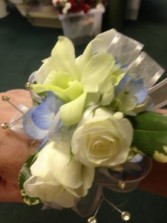 Pastel Corsage Prom Corsage