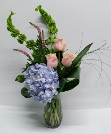 Pastel Dream Vase Arrangement