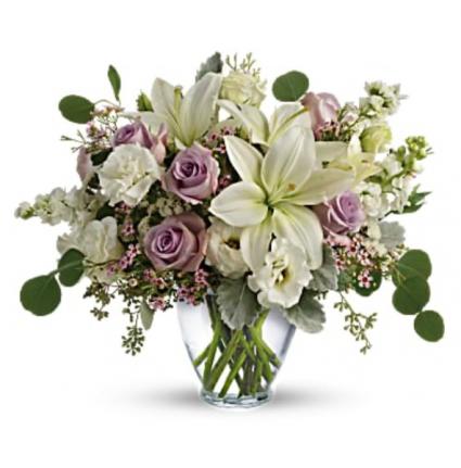 Pastel elegance  Vase