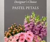 Pastel Flowers Designer's Choice