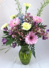 Pastel Love Fitzgerald Flowers Oringinal Design