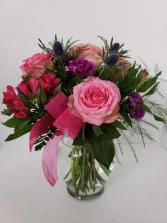 Pastel Love Mixed Bouquet