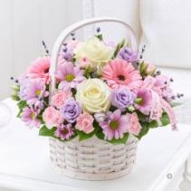 Pastel Passion Basket Best Seller