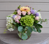 Pastel Passion  Vase Arrangement