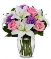 Pastel Perfect Vase Spring