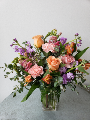Pastel Perfection  in La Grande, OR | FITZGERALD FLOWERS