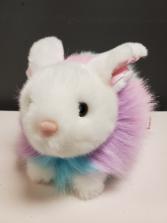 Pastel Rainbow Bunny 14