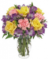 Pastel Wishes Vase