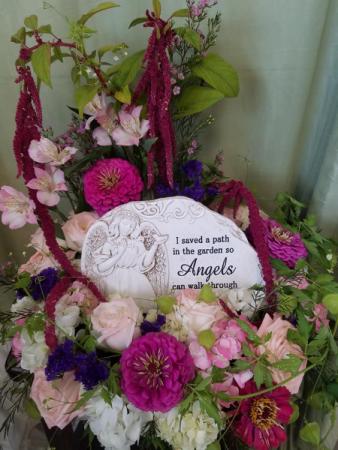 Path for Angels Memorial Arrangement
