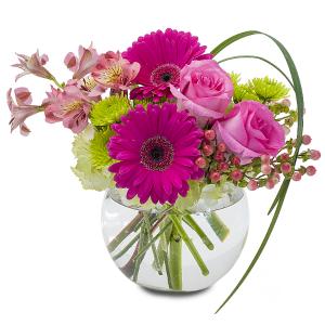 Patience Arrangement in Saugerties, NY | THE FLOWER GARDEN