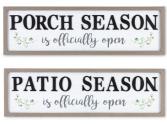 Patio Porch Season