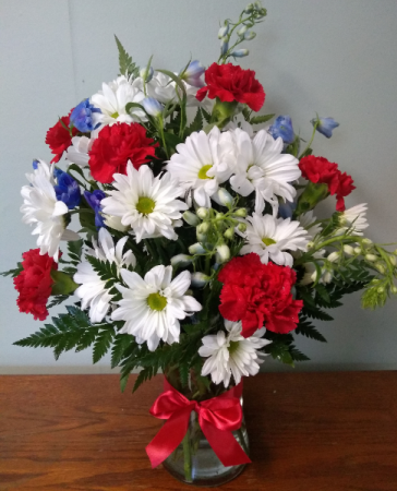 Patriotic Bouquet