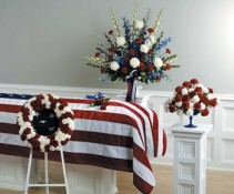 Patriotic Collection Funeral