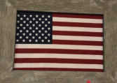 PATRIOTIC FLAG Decor