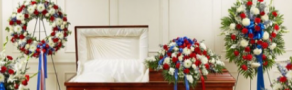 FP-6 WAS $600.00  NOW!! 400.00/3-PC. FUNERAL PACKAGE