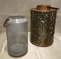 Patterned Lanterns
