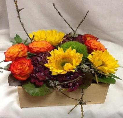 Pave Coolness Fresh Floral Design