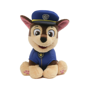 Chase from Paw Patrol Stuffed Animal in Pittsboro, NC | Blossom Floral Artistry