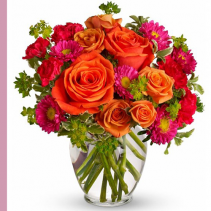 Pazaz Bouquet Rose Arrangement