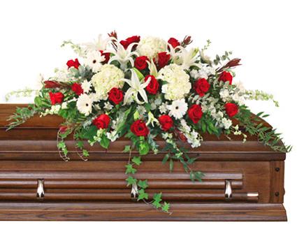 Peace always casket spray in harrison township mi r flowers peace always casket spray altavistaventures Gallery