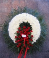peace and comfort  wreath