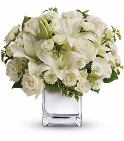 Peace and Joy Bouquet Teleflora Winter