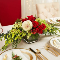 Peace And Joy Centerpiece™ Arrangement
