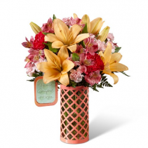 Peace, Comfort and Hope™ Bouquet by Hallmark HMW