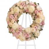 Peace Eternal Wreath Funeral