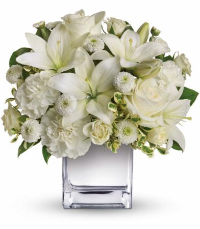 Peace & Joy Bouquet All-around floral arrangement