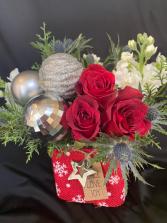 Peace, Love, Joy  Christmas