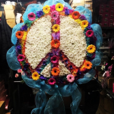Peace Sign  Heavenly Florist Orginal