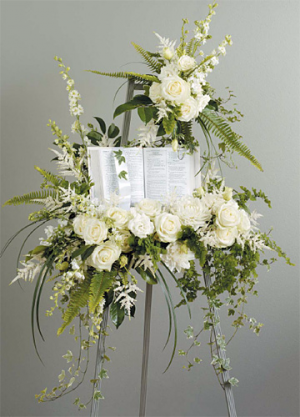 Peaceful Blessings Arrangement in Lexington, NC | RAE'S NORTH POINT FLORIST INC.