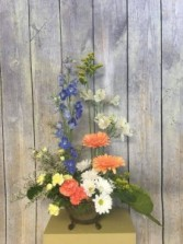 Peaceful Bouquet Arrangement
